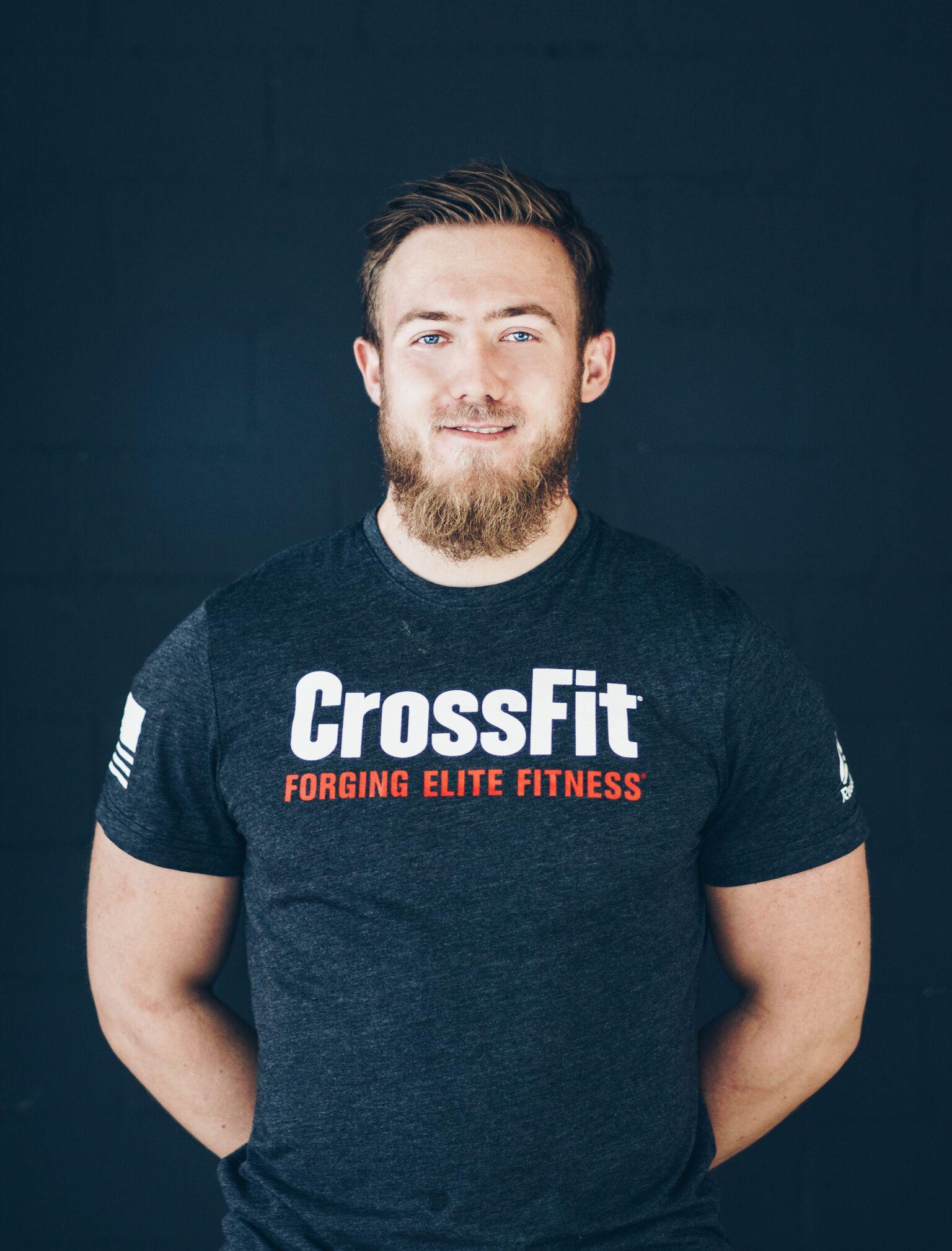 CrossFit Tremonia CrossFit Box Dortmund Owner Trainer Robin
