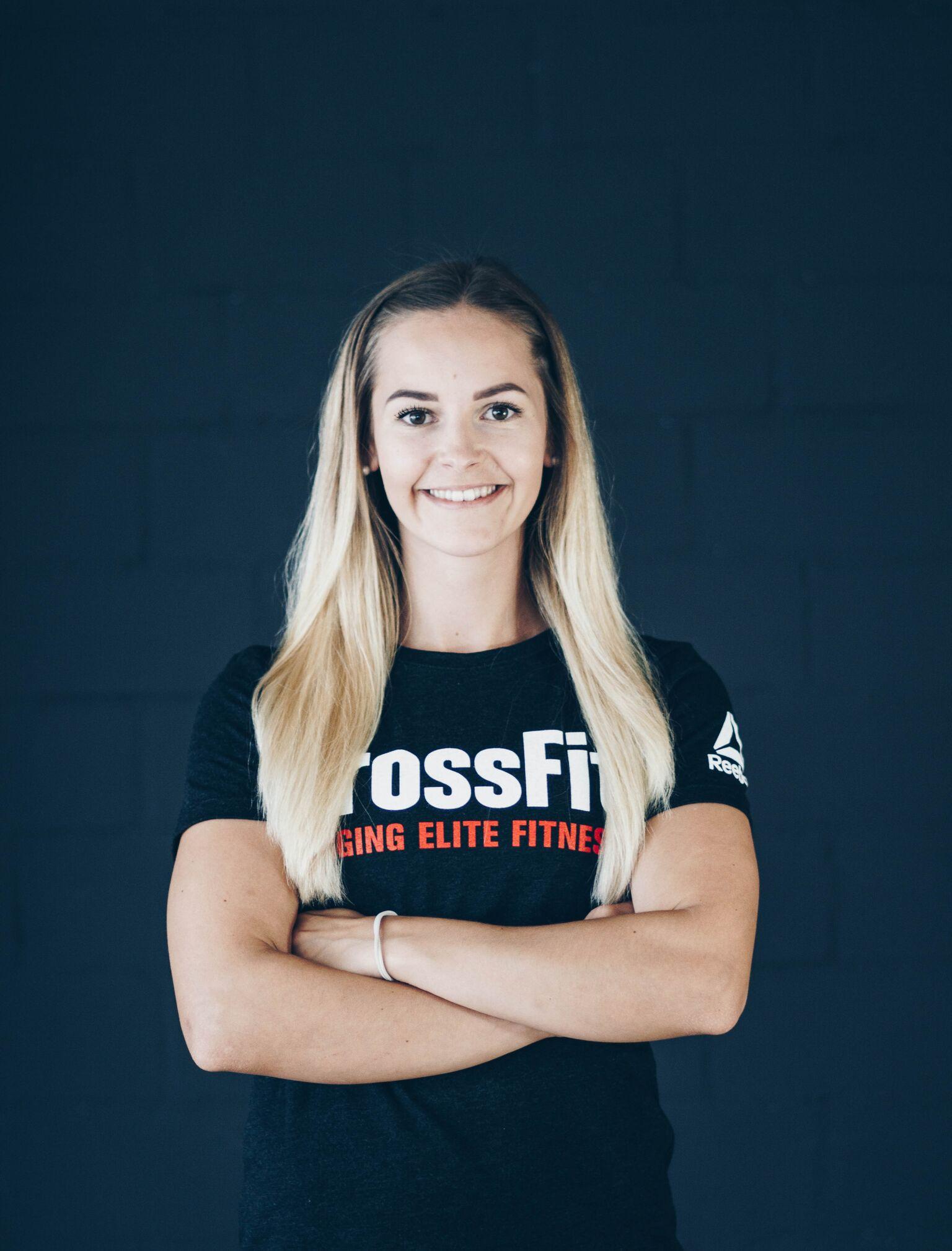 CrossFit Tremonia CrossFit Box Dortmund Owner Sonja