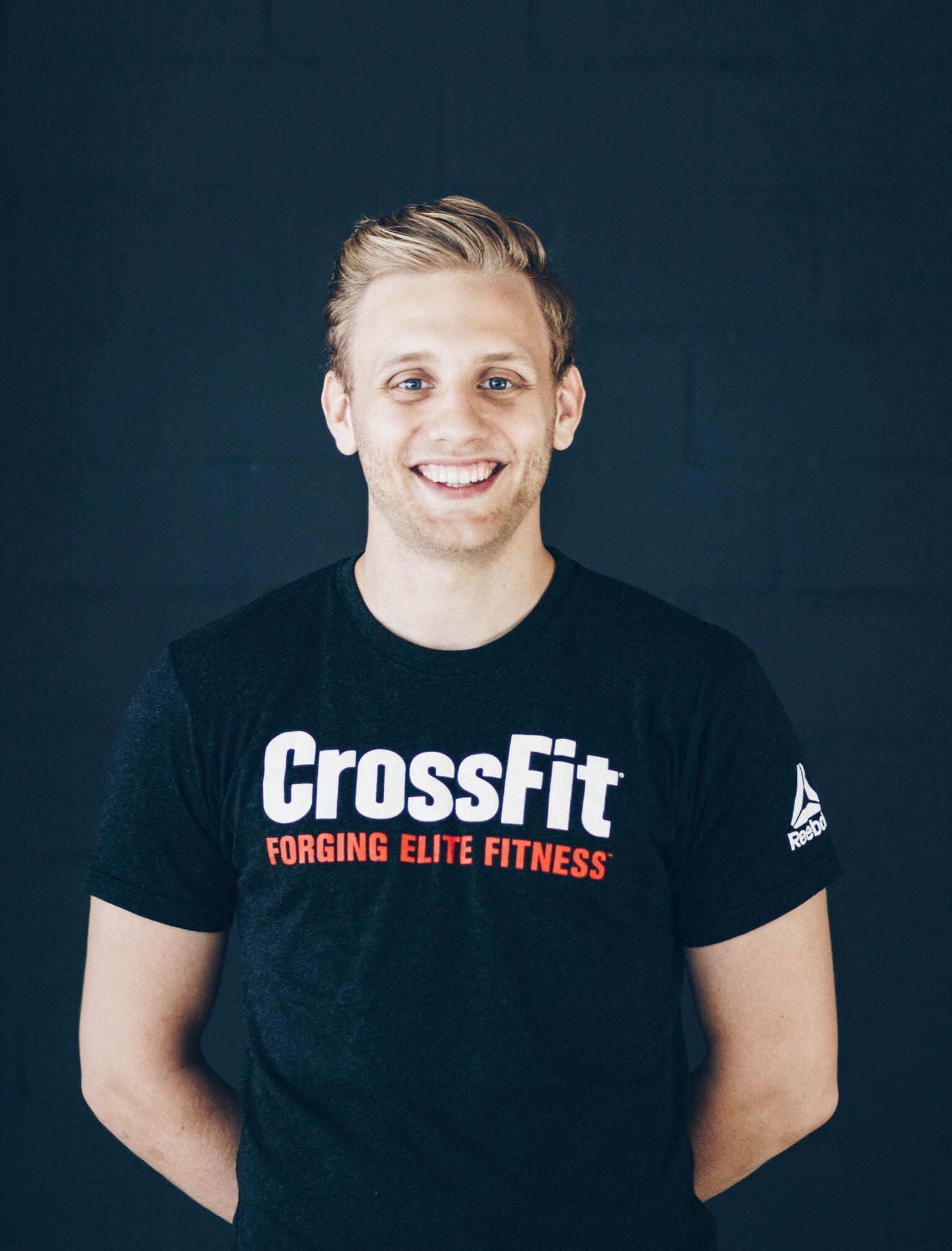 CrossFit Tremonia CrossFit Box Dortmund Owner Tobias