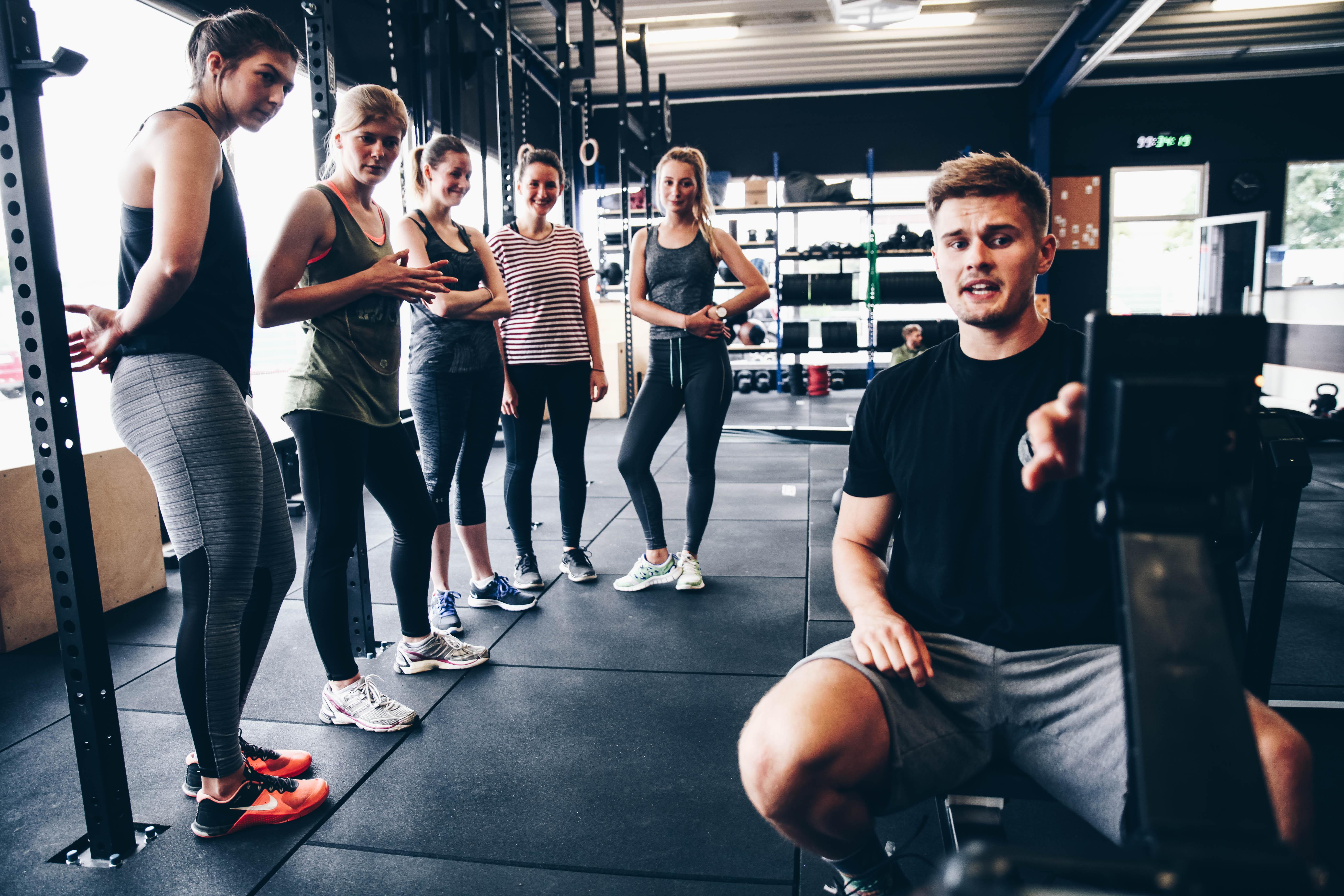 CrossFit Tremonia CrossFit Box Dortmund Gallery